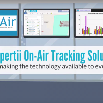 Xpertii On Air Tracking Solution   Company Profile